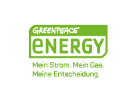 TOP-Ökogasanbieter Greenpeace Energy